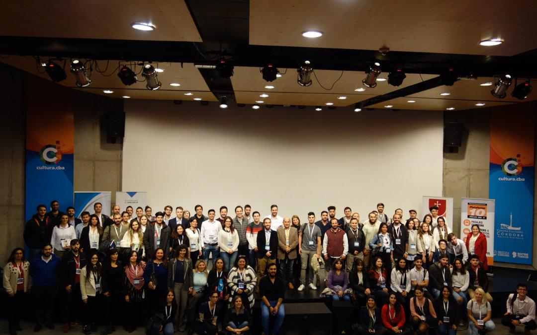 Más de 250 emprendedores se reunieron en Córdoba