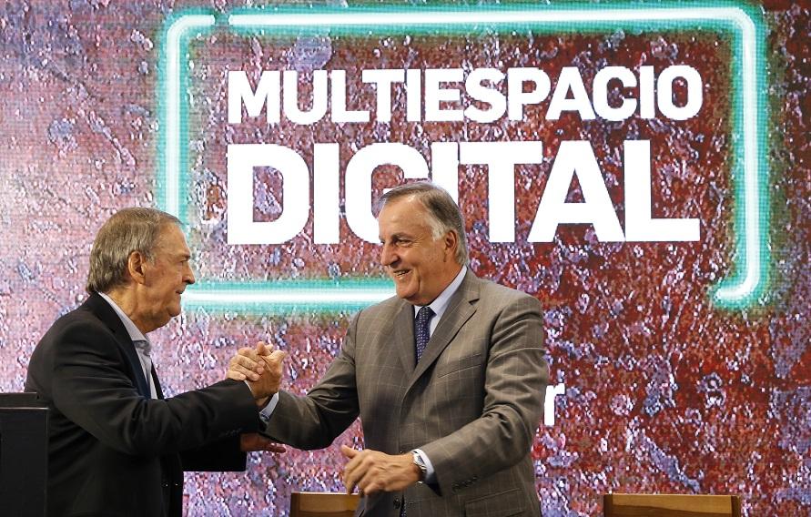 Bancor inaugura su Multiespacio Digital