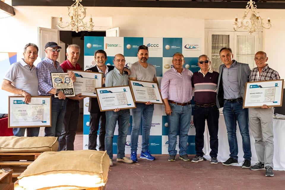 La CCAC celebró su 20° aniversario