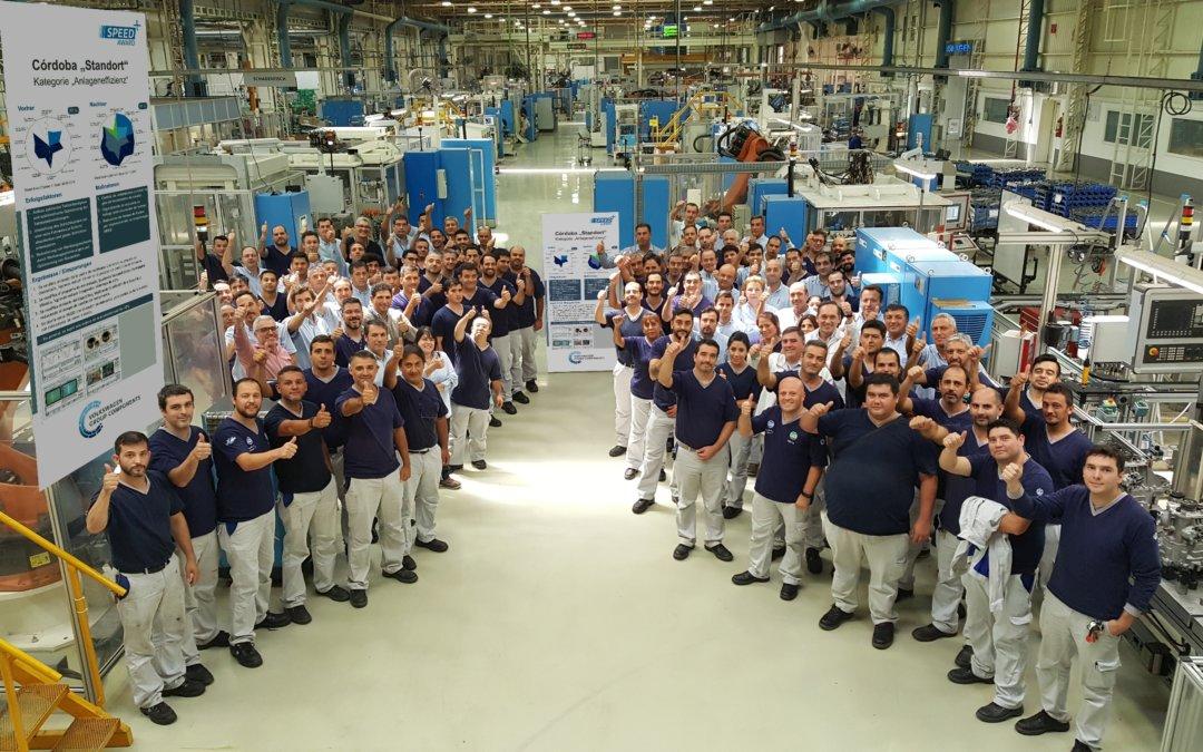 Volkswagen recibió una distinción del SPEED+ Award