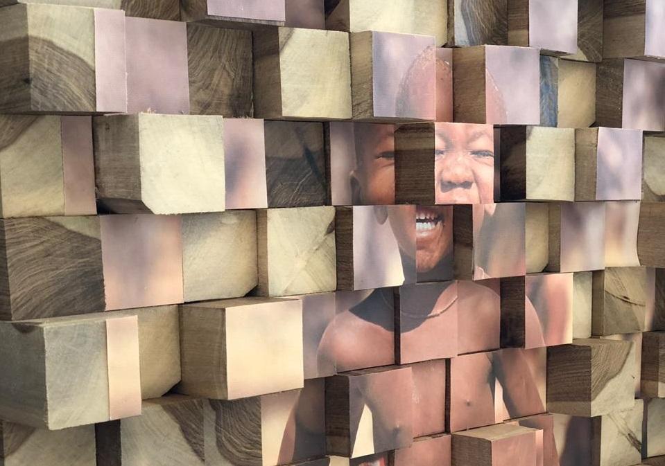 """Convocatoria del CUBO ROJO: inaugura """"AFRIKA"""""""