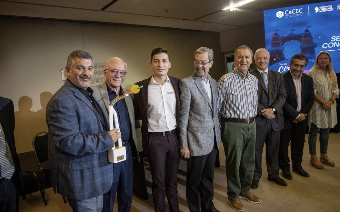 Premios Córdoba en el Mundo: seis nuevos ganadores