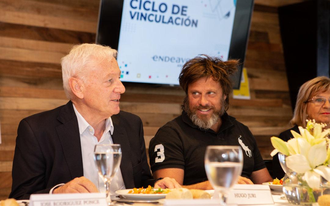 Endeavor Córdoba inició los Ciclos de Vinculación 2019