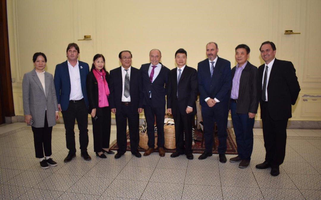 China acelera estrategias para acceder al corredor Bioceánico