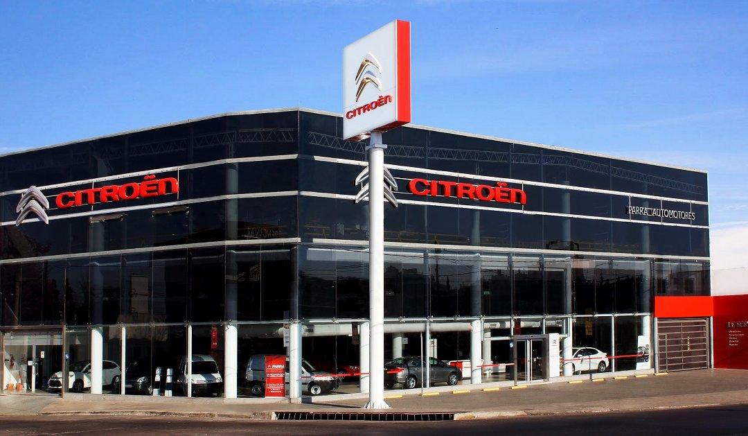 Parra fue designado Citroën Business Center