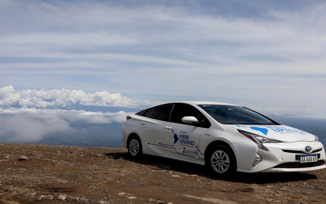 Hybrid Experience: finalizó la caravana por el norte argentino