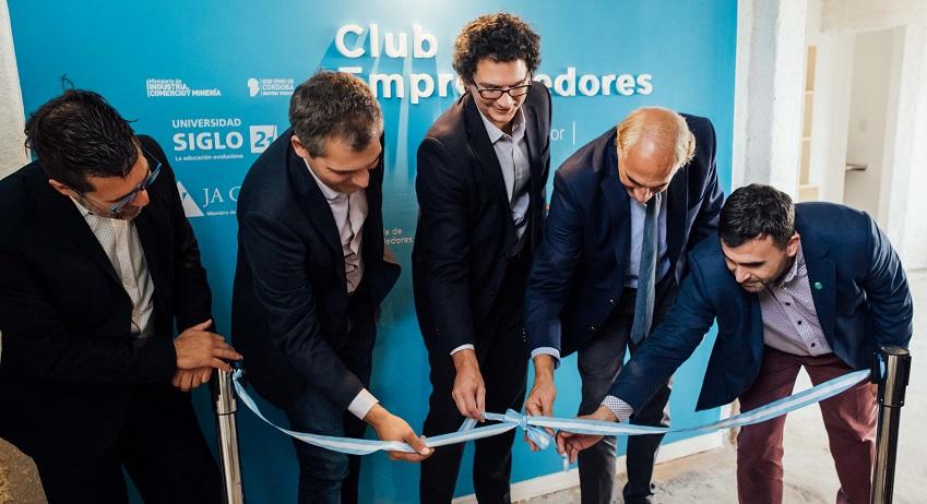 Se inauguró otroClub de Emprendedores de Córdoba