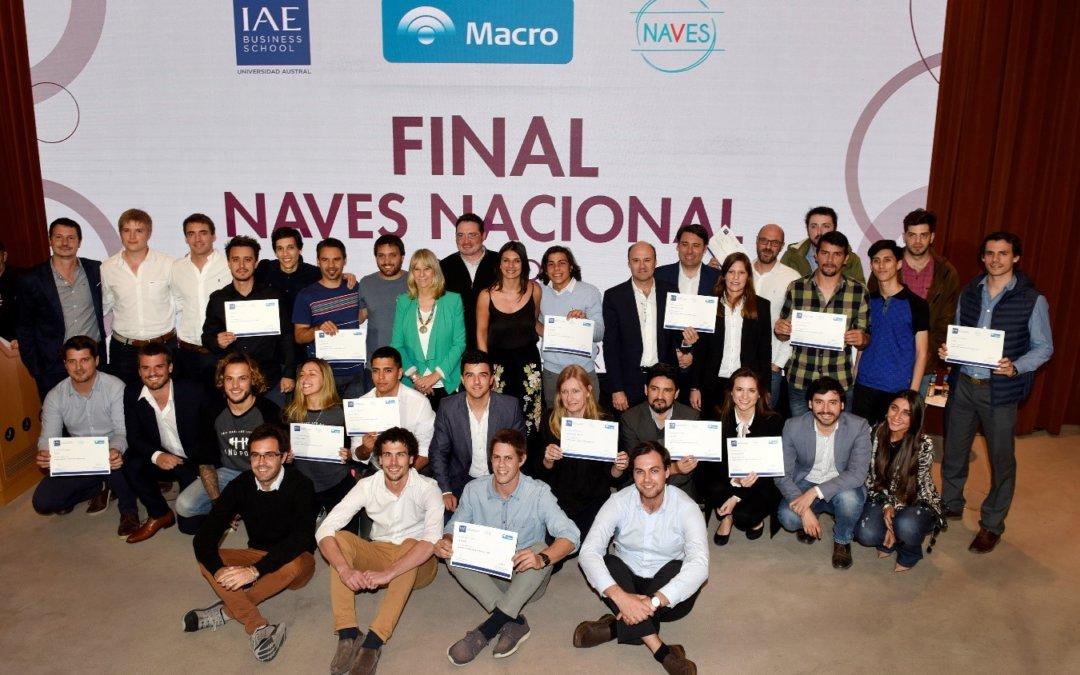 Se abrió la convocatoria NAVES para emprendedores