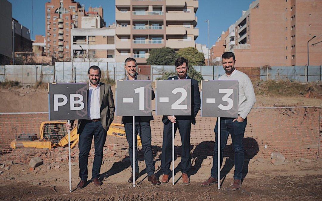 Luz verde para Pocito:Grupo Proaco comenzó las obras