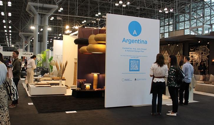 Empresas locales en la Semana del Diseño en Nueva York