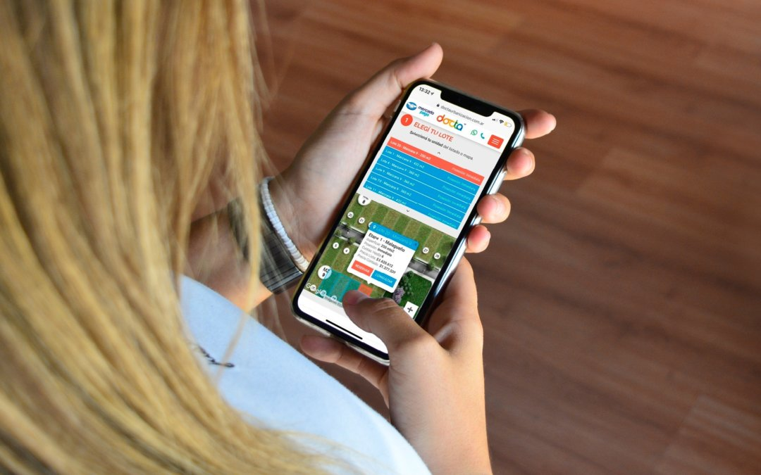 Grupo Proaco lanza un ecommercecon lotes 15% off