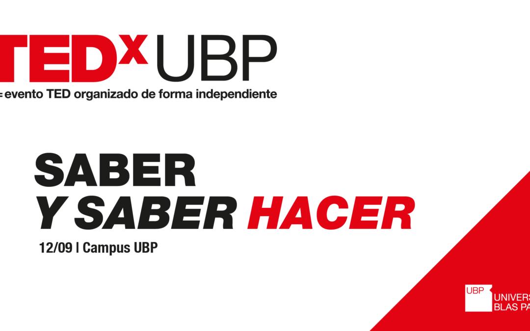 TEDxUBP:ideas que inspiran