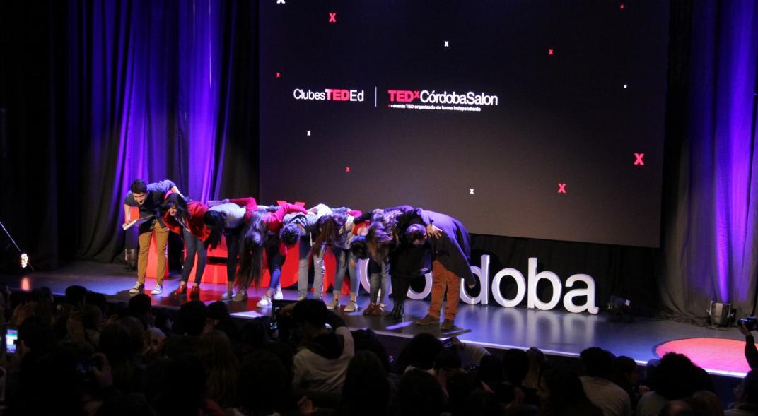 #TusIdeasValen: 360 estudiantes secundarios en TEDxCórdobaSalon