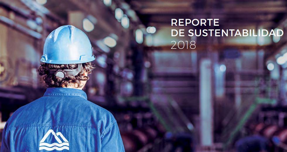 Aguas Cordobesas publicó su 11° Reporte de Sustentabilidad