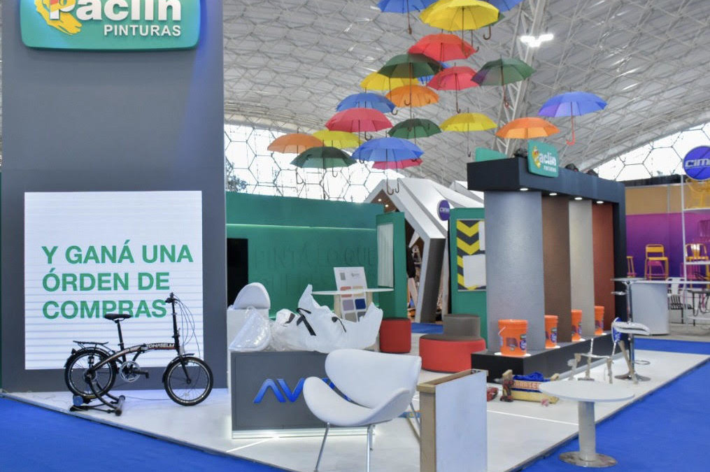 Comenzó Expo EstiloCasa con20% más de expositores