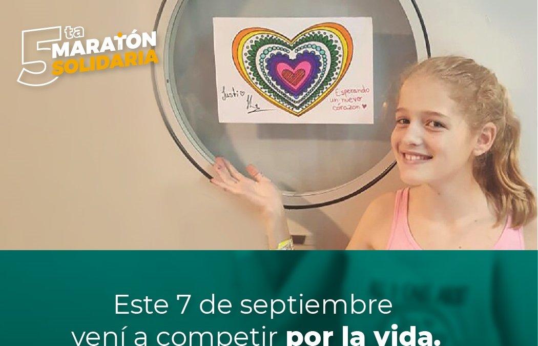 Córdoba corre y se divierte a beneficio de Casa Justina