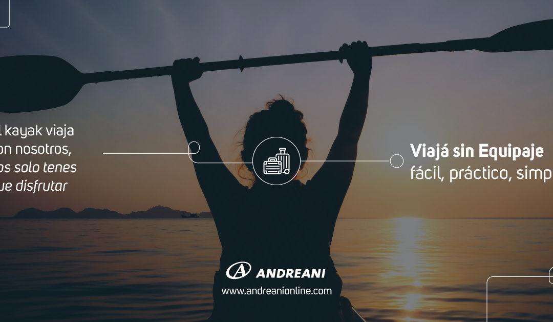 'Viaje sin Equipaje', una solución para estas vacaciones