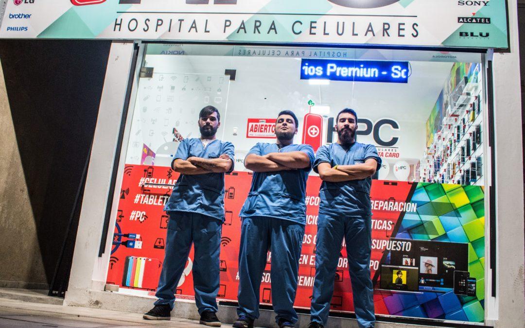 Córdoba tiene la primera obra social para celulares