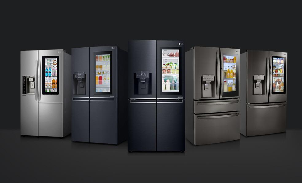 La heladera InstaView de LG alcanzó en millón de ventas en todo el mundo