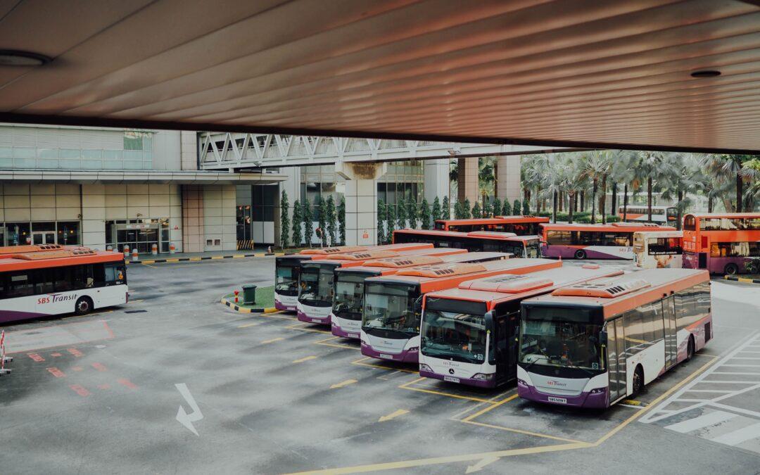 Inteligencia artificial para colaborar con el distanciamiento social en el transporte público