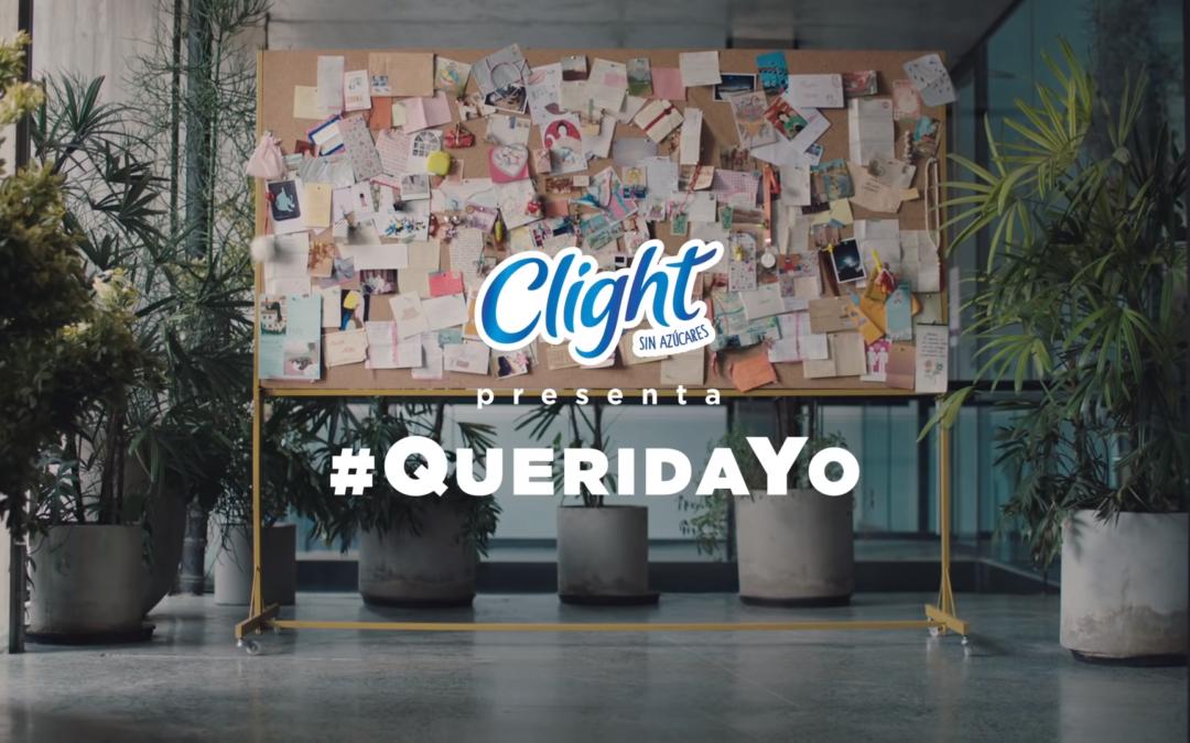 #QueridaYo,la campaña de Clight que invita a las mujeres a celebrar quiénes son hoy