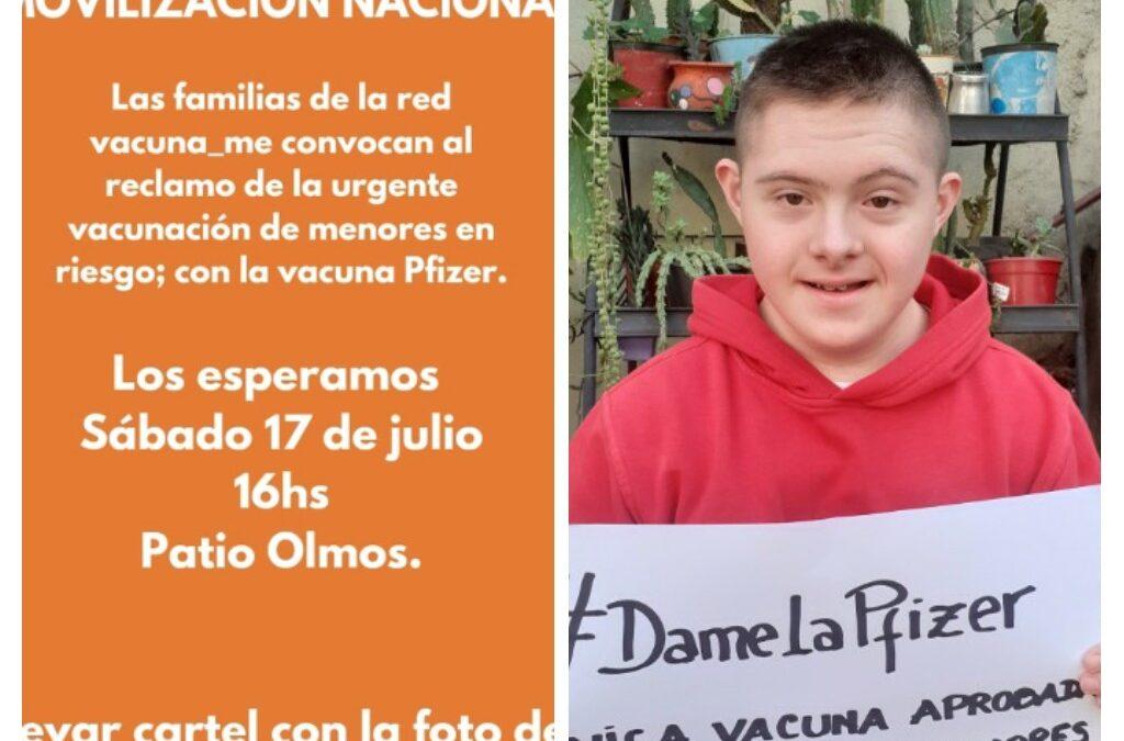 #DameLaPfizer, la campaña para ayudar a los adolescentes más desprotegidos en la pandemia