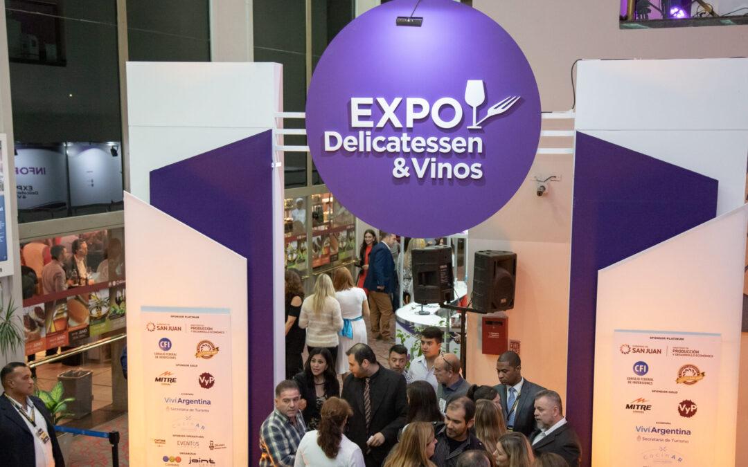 Se viene la 14° Edición de Expo Delicatessen & Vinos a Córdoba