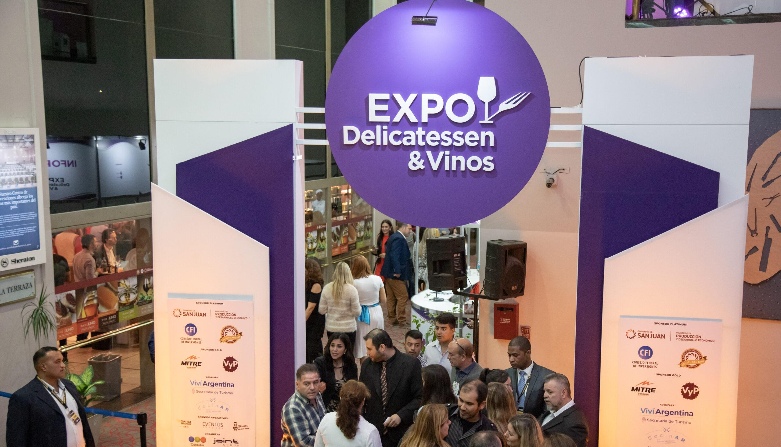 expo delicatessen y vinos 2019